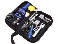 Wholesale DHL HOT Watch Repair Tool Kit Case Opener Link Remover Spring Bar Tool