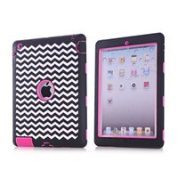 best case ipad kids - Best Luxury Silicone Armor Case for Apple iPad iPad iPad Tablets Accessories Dust proof Shockproof Fashion Kids Hard Cover