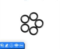 Wholesale Black NBR70A O Ring Seals ID5 mm C S2 mm OR3021 OR117 AS568 Standard Set