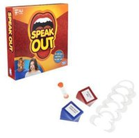Wholesale board games Christmas toys board games Speak out game newest best selling toy table game