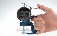 Wholesale 0 mm Digital Thickness Gauge For Paper Film mm Thickness Tester