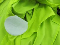 Wholesale 50pcs Underarm Dress Clothing Armpit care sweat scent perspiration Pad shield Absorbing deodorant Antiperspirant pad