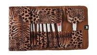 amazon logos - Makeup Brushes SOFT Eyeshadow Blending Brush set Superior Leopard Persia Brush Cosmetic Tool No logo Ebay Amazon Hot sales