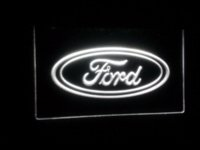 Wholesale TR Ford LED Neon Sign Dropshipping dropship handbag dropship cosmetics dropship silver