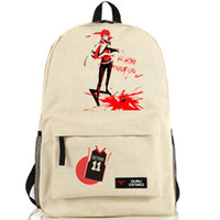 basketball player cartoon - Basketball player backpack Kuroko Tetsuya school bag Special cool sport daypack Nylon schoolbag Quality day pack