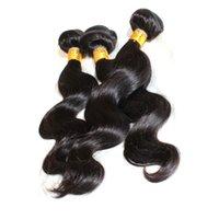 Wholesale Unprocessed A Peruvian Virgin Hair Body Wave Human Hair Weave Peruvian Body Wave Sell Peruvian Hair Extension