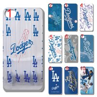 angeles apples - Los Angeles Dodgers MLB plastic case hard cover for iphone s s c s plus ipod touch