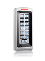Wholesale Waterprooft metal ID card reading and password access control keypad for home office with stable performance