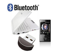 Wholesale USB Bluetooth CSR V4 Dongle Adapter EDR USB Buletooth Receiver For PC Laptop Win XP Vista Headset
