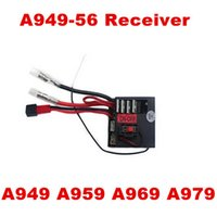4wd parts - WLtoys A949 A959 A969 A979 WD RC Car Spare Parts Receiver A949 WLtoys A979 Receiver