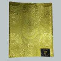 african headwrap - Newest african headwrap Gold nigerian head ties gele sego African gele fabric for wedding pack LXL