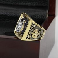 baltimore colts football - WITH WOOD BOX National Football League SUPER BOWL V BALTIMORE COLT D Design High Quality Replica CHAMPIONSHIP RING STR0