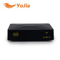 Electric 1:1 Yes [Genuine] 5pcs S-V6 Mini HD Satellite Receiver S V6 Support CCCAMD Newcamd WEB TV USB Wifi 3G Biss Key Youporn Free Shiping order<$18no trac