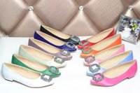 genuine diamond jewelry - brand new women designer flat shoes Satin Shoes diamond fashion jewelry leather style material well known brand shoes sexy shoes