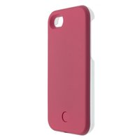 Wholesale For iPhone7 Light Up Case for iPhone iPhone Plus LED Selfie Luminous Cover with Retail Package up