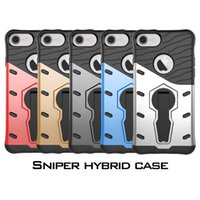 asus holder - Hybrid Case Kickstand For iPhone s Plus Asus Zenfone Oneplus Degree Rotation Holder Shockproof Drop Resistance Hard Cover
