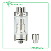 Cheap Replaceable Zephyrus Sub-ohm Tank Best 5ml stainless steel and Pyrex Glass Zephyrus Tank