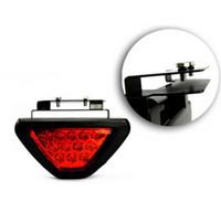 Wholesale New Product Car Use F1 Style LED Lamp Car Brake Light Car Reverse light Lamp Vehicle Warning Strobe Flash Light DC12V Red