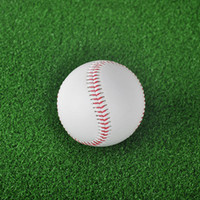 Wholesale 9 quot Handmade Baseballs PVC Upper Rubber Inner Soft Baseball Balls Softball Ball Training Exercise Baseball Balls