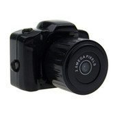 Wholesale F18071 Invisible Mini Camera Y2000 P HD Webcam Video Voice Recorder Smallest Camera DV Digital Web Cam