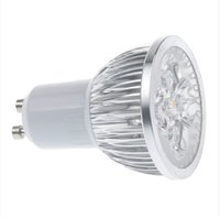 Wholesale High power CREE GU10 E27 GU5 E14 MR16 W V v not Dimmable Light lamp Bulb LED Downlight Led Bulb