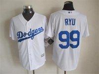 best jin - Cheap Men s Los Angeles Dodgers Hyun Jin Ryu Flexbase Baseball Jersey Shirts Stitched logo Best Quality