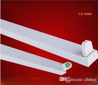 Wholesale 600mm T8 bracket LED AC85 V lamp fluorescent stent led tube lamps lighting t8 lamp holder lamp full set of