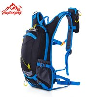 backpack with hydration - Lightweight man Waterproof Running Travelling Moutaineering Riding Hiking Sport Off road Outdoor Shoulder Bags with Hydration Packs