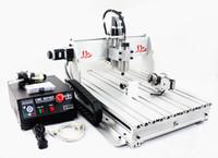 Wholesale Axis CNC Z S80 wood engraver machine KW spindle d cnc milling router