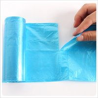 Wholesale garbage bag Safe non toxic rubbish bag colors waste bins No smell durable Health and Environmental Protection