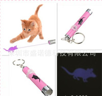 animal play pen - PET Funny Cat Dog Pet Toys LED Laser Pointers Lights Pen With Bright Mouse Animation Pets Light Supplies Suitable for Playing with Animal