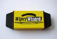 Wholesale Wiper Wizard Windshield Wiper Blade Restorer Windscreen Window Wiper Wizard Blade Restorer Set with Retail Box Fits All Wiper Blades