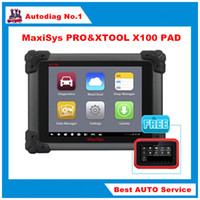 automotive key programming - AUTEL MaxiSys Pro MS908P Automotive Diagnostic ECU Programming System with XTOOL X100 PAD auto key programmer Scanner Tools