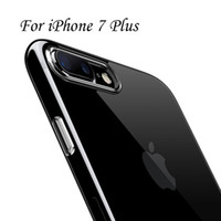 Wholesale Slim Fit Thin Scratch Resistant TPU Gel Rubber Soft Skin Silicone Protective Case For iPhone Plus Cover Funda Coque