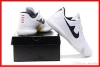 basketball shapes - Hot Sale KOBE Elite Low Beethoven Basketball white classic shape Cheap low cut casual men outdoor running shoes