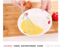 beat mixers - Hot Selling High Quality Stainless Steel Hand Mixer Blender Household Blender Beat eggs beat the butter