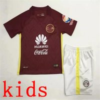 best buy clubs - DHL Mixed buy Mexico kids American team away red tops soccer jerseys kids tops men de foot maillot best quality uniform American club