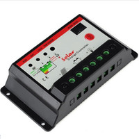 Wholesale 10A V V Solar Controller System Solar Charger Controller With LED Display Solar Regulator High Quality