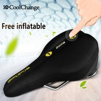 accessories bicycle seat cover - CoolChange bicycle saddle seat MTB road bike accessories after the rear seat cushion cover sets Cycling Equipment