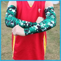 archery girls - Outdoor Sports digital camo Camping Travelling Archery Driving Cycling Sleeve Protective Arm Sleeve