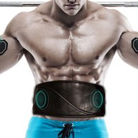 Wholesale SHANDONG EMS Body Fit Gear Training Gear Body Revolution Abdominal Muscle Exercise Body Exercise Massager Equipment High Quality