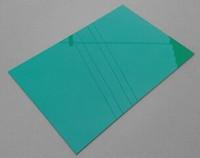 Wholesale 1pcs mm Green Acrylic Sheet Plexiglass Plastic Plate