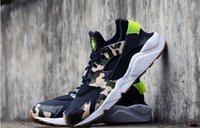 camo fabric - Men Kendra Thomas Huarache Custom CAMO sneaker Huaraches running sports shoes