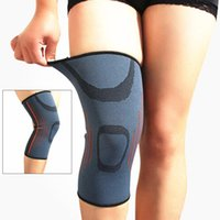 Wholesale Breathable Warmth Basketball Football Sports Safety Kneepad Volleyball Knee Pads Training Elastic Knee Support Knee Protect