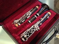 Wholesale Beautiful Fully Serviced Buffet Crampon RC Bb Clarinet