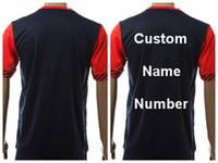 PSV Eindhoven camiseta de fútbol de encargo, personalizadas, haga personalizada del color verde camiseta de fútbol Uniforme Kits Pie Camiseta calidad de Tailandia