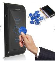 Wholesale RFID Security Entry DC V Door Reader Card Keypad Buzzer beep Mini ID Access Machine Controller