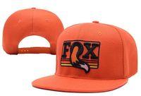 acrylic bones - 2016 Hot new Fox Cap Hip hop Cap Skull Adjustable Baseball Snapback Cap For Men Women casquette gorras planas bone aba reta toca