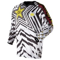 atv jackets - 1604 New Motorcycle Motocross Racing Ryan Dungey Rockstar Jersey MTB ATV MX DH Men Dirt Bike off road shirt