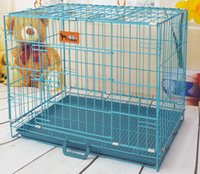 Wholesale durable foldable bold pet cage on hot sale